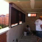 cerramientos de terrazas madrid