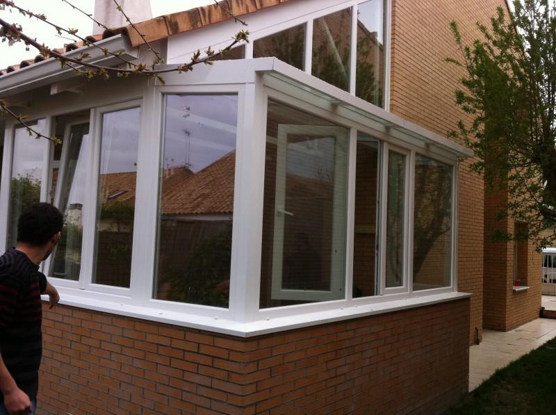 ventanas aluminio pvc 1 - Cerramientos terrazas