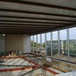instalación de muro cortina