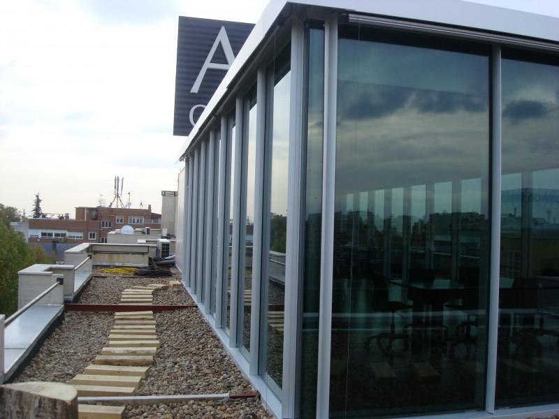 ventanas aluminio pvc 14 - Muros cortina