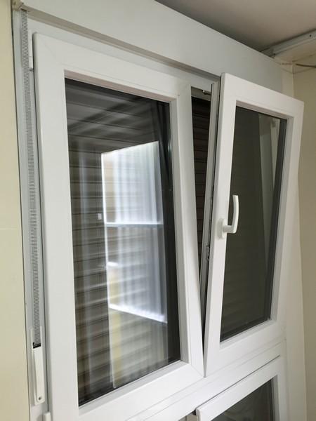 ventanas oscilo batientes pvc